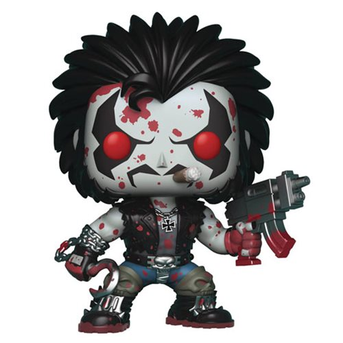 DC Comics Pop! Vinyl Bloody Lobo [PX Exclusive] [231]