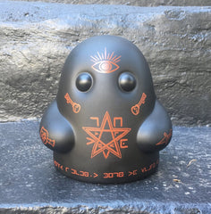 Tiny Ghost Vinyl Figure [Death Cult]