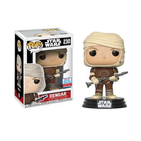 Star Wars Pop! Vinyl Figure Dengar [NYCC 2017 Exclusive] [230] - Fugitive Toys