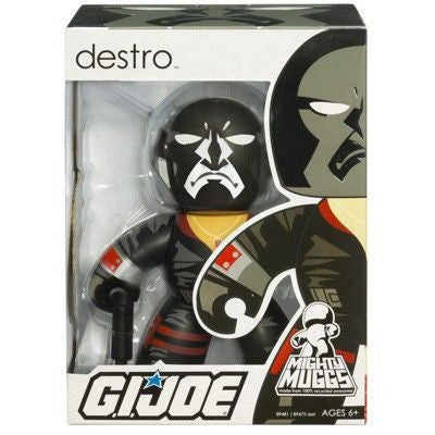 G.I. Joe Mighty Muggs: Destro