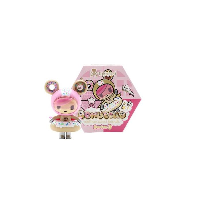 Tokidoki Donutella and Her Sweet Friends Series 3 (1 Blind Box)