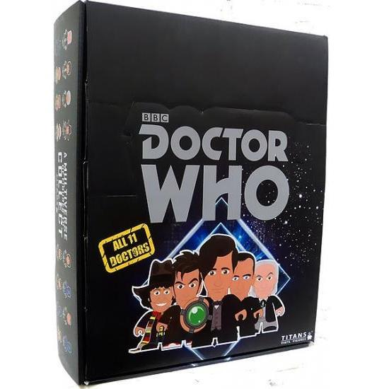 Titans Doctor Who 50th Anniversary All 11 Doctors: (Case of 20)