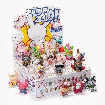 Kidrobot Dunny Series 2010 (Case of 25)