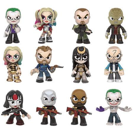 Suicide Squad Mystery Minis: (1 Blind Box)