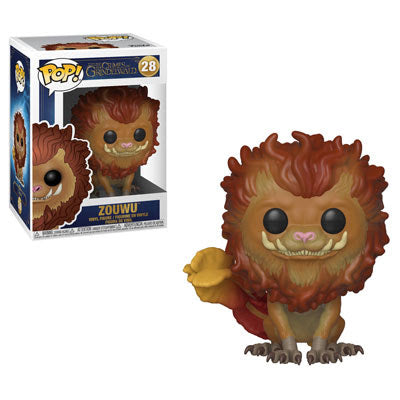 Fantastic Beasts: The Crimes of Grindelwald Pop! Vinyl Zouwu [28]