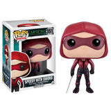 Arrow The Television Series Pop! Vinyl Figure Speedy w/ Sword - Fugitive Toys