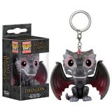 Game of Thrones Pocket Pop! Keychain Drogon - Fugitive Toys