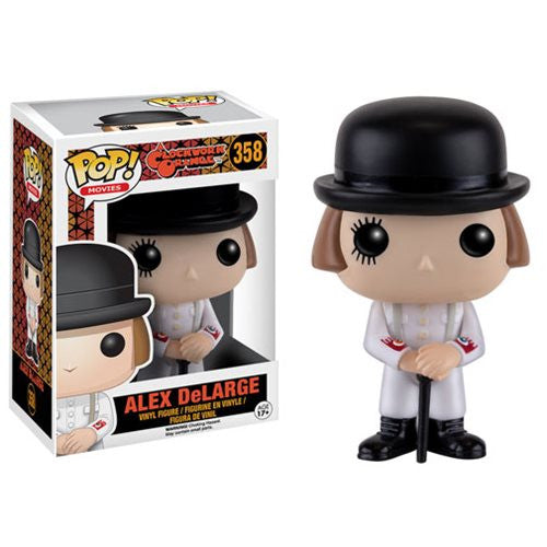 Movies Pop! Vinyl Figure Alex DeLarge [Clockwork Orange]