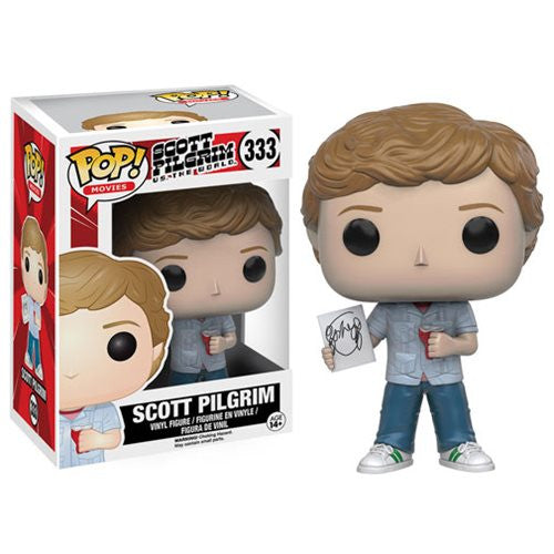 Movies Pop! Vinyl Figure Scott Pilgrim [Scott Pilgrim vs. The World]
