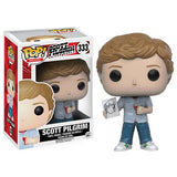 Movies Pop! Vinyl Figure Scott Pilgrim [Scott Pilgrim vs. The World] - Fugitive Toys