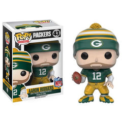NFL Wave 3 Pop! Vinyl Figure Aaron Rodgers [Green Bay Packers]