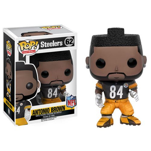 NFL Wave 3 Pop! Vinyl Figure Antonio Brown [Pittsburgh Steelers]