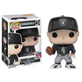 NFL Wave 3 Pop! Vinyl Figure Derek Carr [Oakland Raiders] [47] - Fugitive Toys