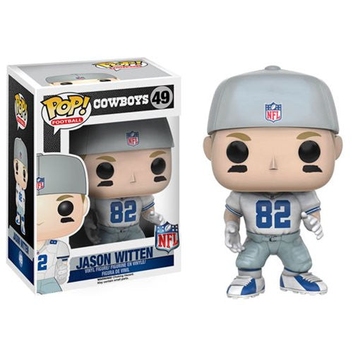 NFL Wave 3 Pop! Vinyl Figure Jason Witten [Dallas Cowboys]