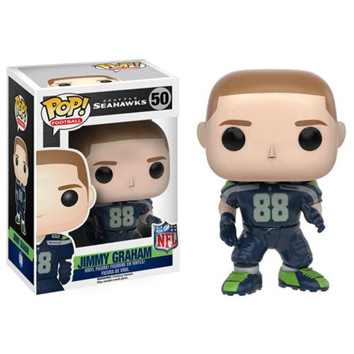 NFL Wave 3 Pop! Vinyl Figure Jimmy Graham [Seattle Seahawks]