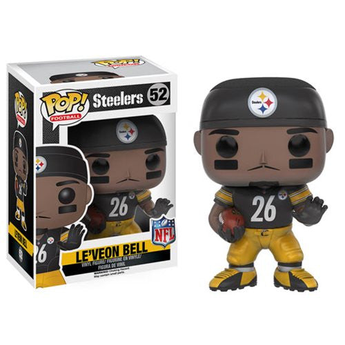 NFL Wave 3 Pop! Vinyl Figure Le'Veon Bell [Pittsburgh Steelers]