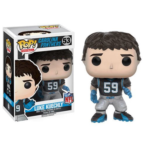 NFL Wave 3 Pop! Vinyl Figure Luke Kuechly [Carolina Panthers]