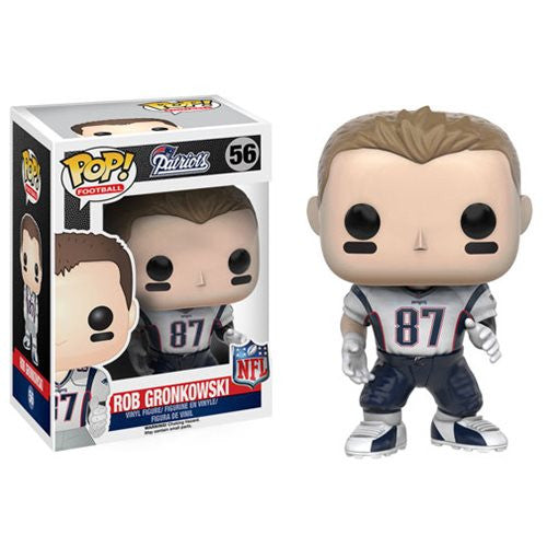 NFL Wave 3 Pop! Vinyl Figure Rob Gronkowski [New England Patriots]