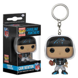 NFL Pocket Pop! Keychain Cam Newton - Fugitive Toys