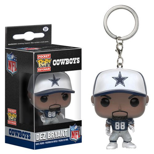 NFL Pocket Pop! Keychain Dez Bryant