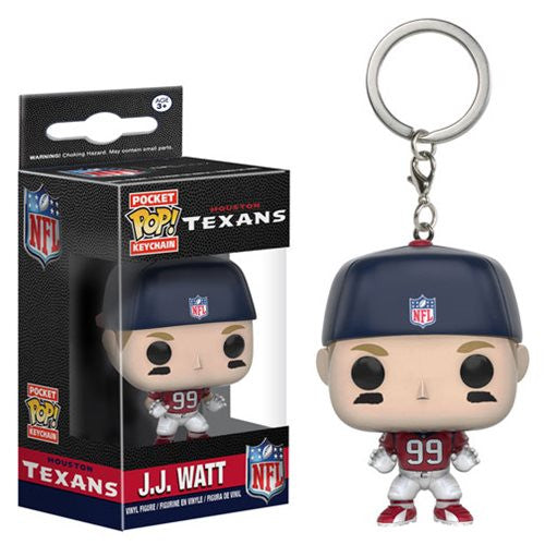 NFL Pocket Pop! Keychain JJ Watt