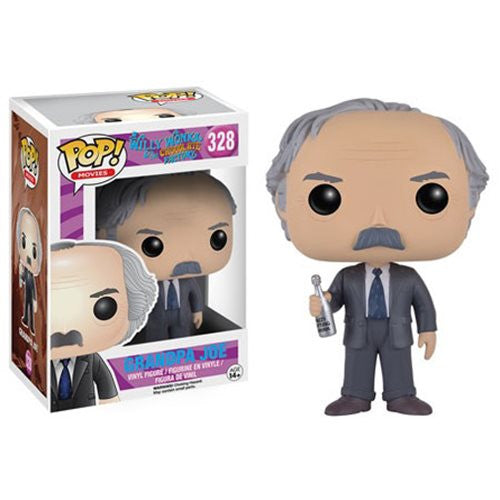 Movies Pop! Vinyl Figure Grandpa Joe [Willy Wonka]