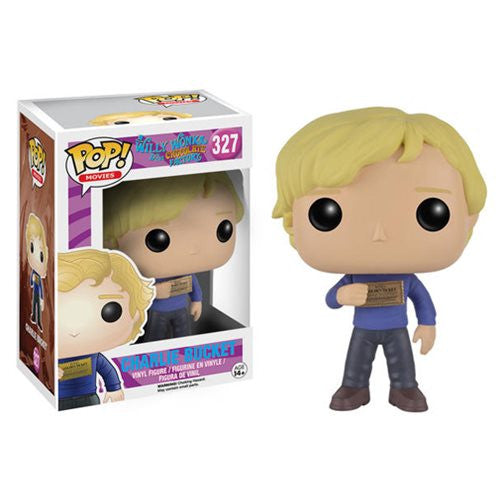 Movies Pop! Vinyl Figure Charlie Bucket [Willy Wonka]
