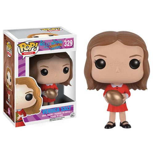 Movies Pop! Vinyl Figure Veruca Salt [Willy Wonka]