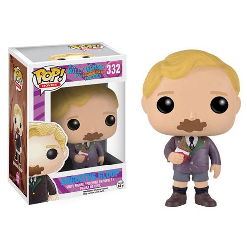Movies Pop! Vinyl Figure Augustus Gloop [Willy Wonka]