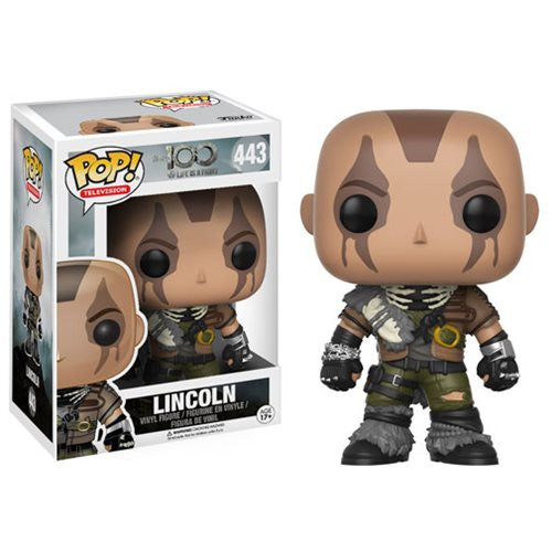 The 100 Pop! Vinyl Figure Lincoln