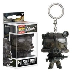 Fallout Pocket Pop! Keychain T-60 Power Armor