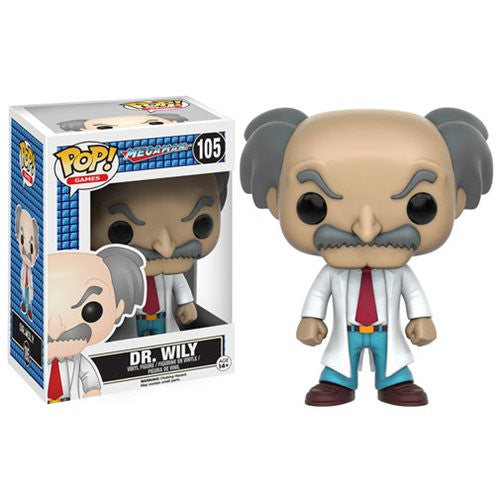 Mega Man Pop! Vinyl Figure Dr. Wily