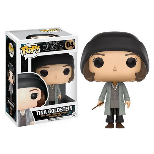 Fantastic Beasts Pop! Vinyl Figure Tina Goldstein - Fugitive Toys