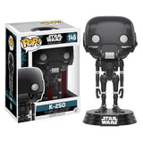 Star Wars Rogue One Pop! Vinyl Bobblehead K-2SO [146] - Fugitive Toys