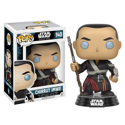 Star Wars Rogue One Pop! Vinyl Bobblehead Chirrut Imwe