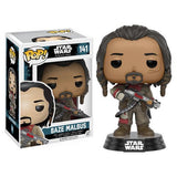 Star Wars Rogue One Pop! Vinyl Bobblehead Baze Malbus