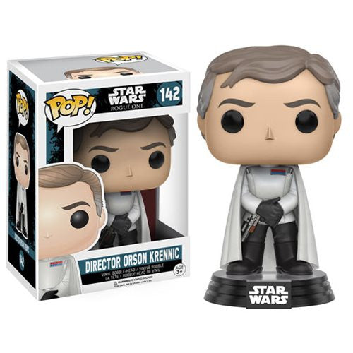 Star Wars Rogue One Pop! Vinyl Bobblehead Director Orson Krennic