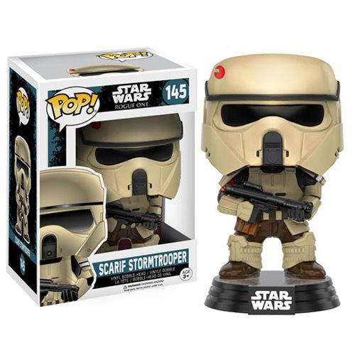 Star Wars Rogue One Pop! Vinyl Bobblehead Scarif Stormtrooper
