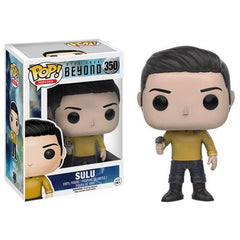 Star Trek Beyond Pop! Vinyl Figure Sulu (Duty Uniform) - Fugitive Toys