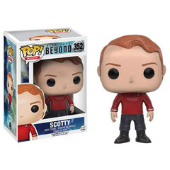 Star Trek Beyond Pop! Vinyl Figure Scotty (Duty Uniform) - Fugitive Toys