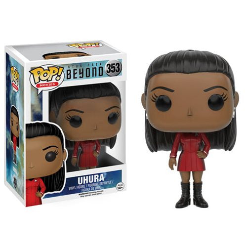Star Trek Beyond Pop! Vinyl Figure Uhura (Duty Uniform)