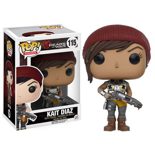 Gears of War Pop! Vinyl Figure Kait Diaz