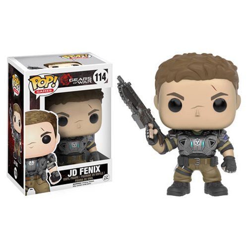 Gears of War Pop! Vinyl Figure JD Fenix
