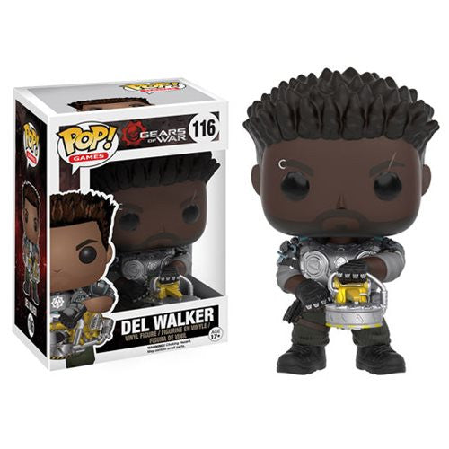 Gears of War Pop! Vinyl Figure Del Walker