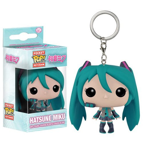 Vocaloid Pocket Pop! Keychain Hatsune Miku