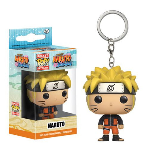 Naruto Pocket Pop! Keychain Naruto