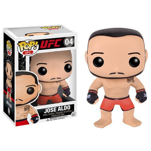 UFC Pop! Vinyl Figure Jose Aldo - Fugitive Toys