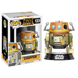 Star Wars Rebels Pop! Vinyl Bobblehead Chopper