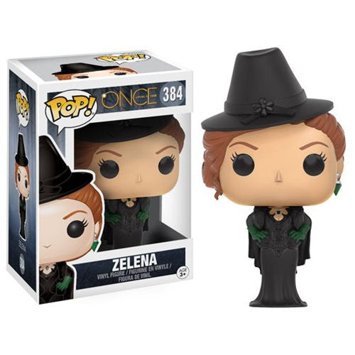 Once Upon A Time Pop! Vinyl Figure Zelena