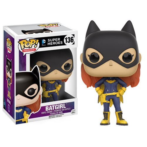 DC Comics Pop! Vinyl Figure Batgirl 2016 - Fugitive Toys